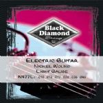 סט מיתרים לחשמלית black diamond
