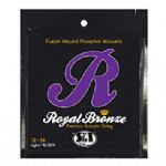 S.I.T 0.10 Acoustic Strings Royal Bronze